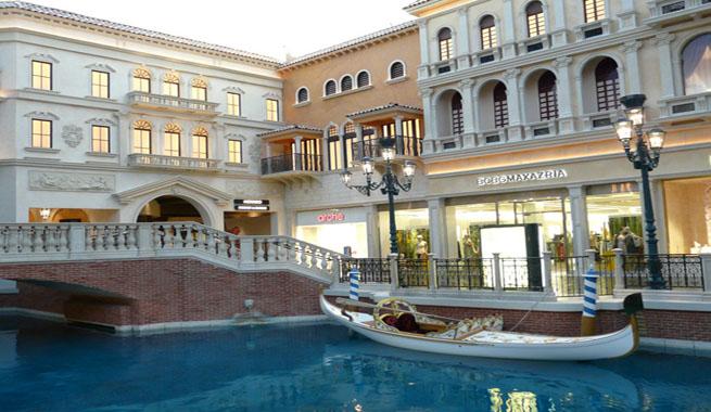 hotel venetian lujo veneciano en las vegas