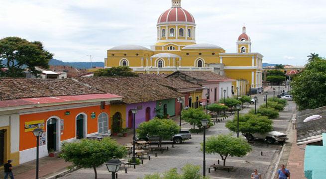 Un hostal con encanto en nicaragua for Hostal jardines granada