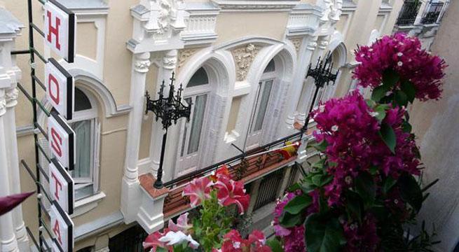 Hoteles para gays en madrid for Hoteles especiales madrid