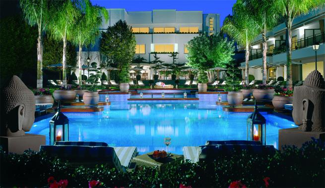Hoteles de lujo en la costa de espa a for Hoteles lujo madrid
