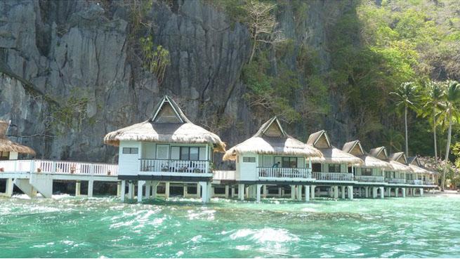 Hoteles con caba as sobre el agua for Hoteles en el agua maldivas