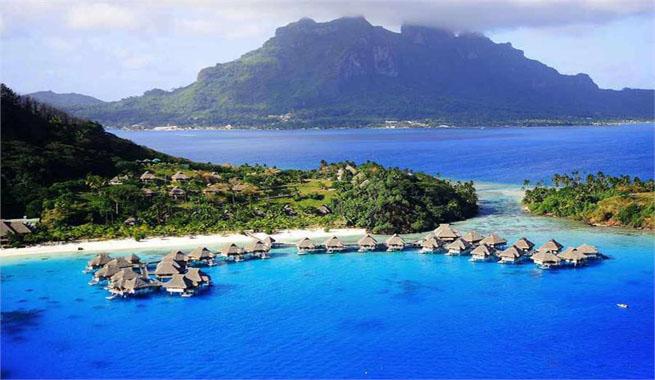 Hoteles con caba as sobre el agua for Cabanas sobre el mar en mexico