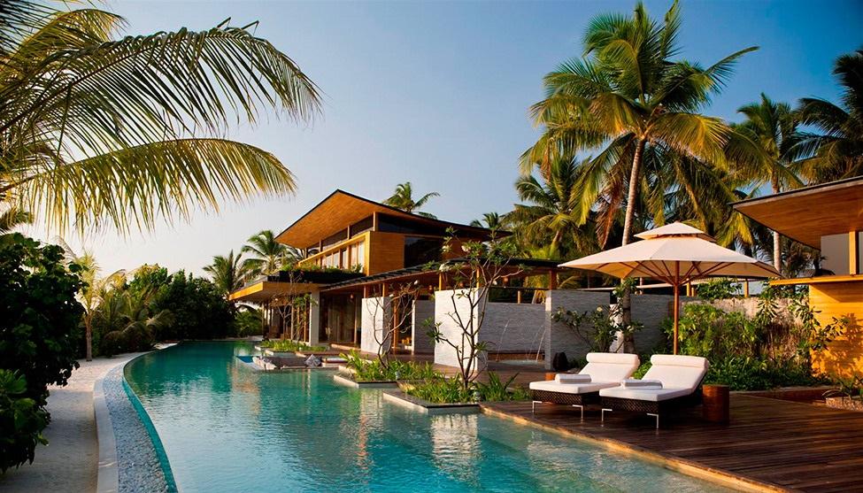 coco priv un hotel de lujo en las maldivas