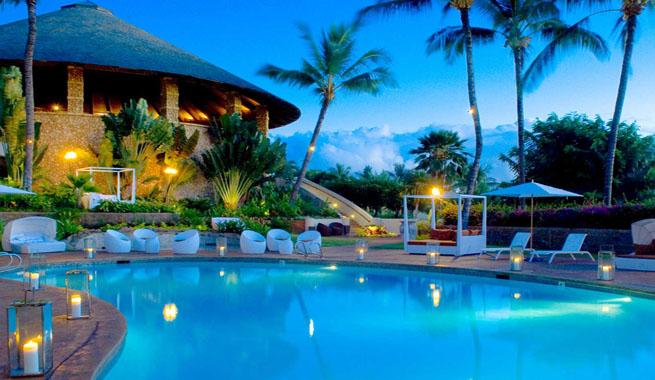 Hotel Wailea, puro lujo en Maui