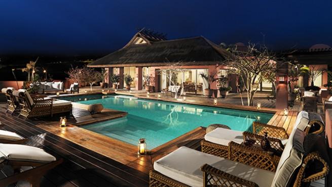 Los mejores hoteles de lujo en espa a for Hoteles con habitaciones familiares en espana