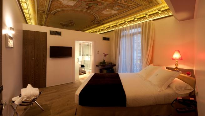 Los mejores hoteles para adultos en espa a for Mejores recamaras