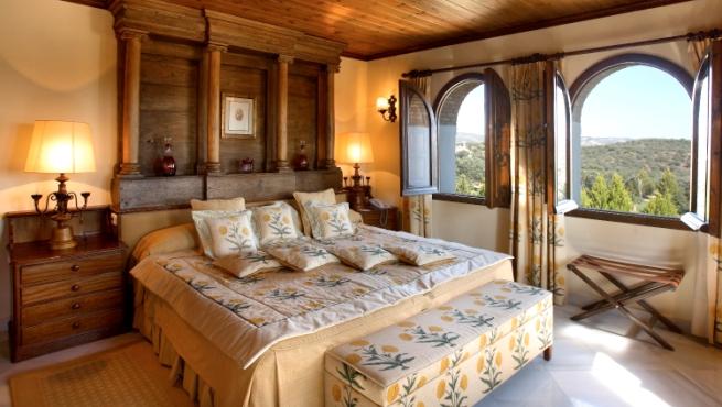 Los mejores hoteles de lujo en espa a - Hoteles de lujo granada ...