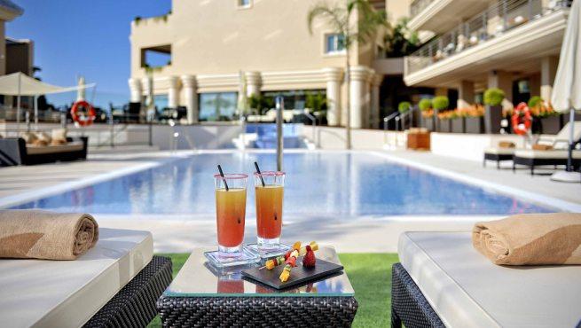 Los mejores hoteles de playa espa oles en 2013 for Alojamientos originales espana
