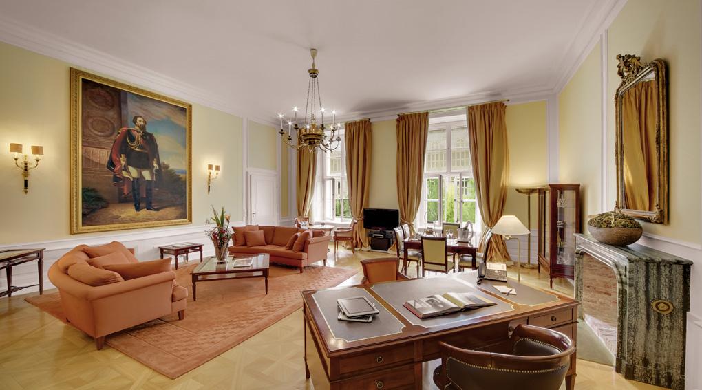 Palais Coburg Residenz palais suite