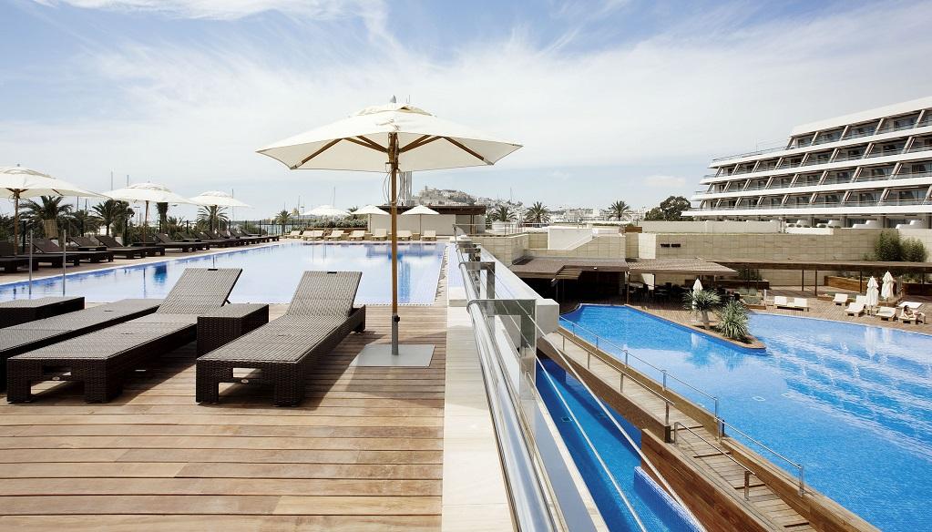 Ibiza Gran Hotel piscina