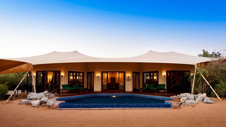Al Maha Desert Resort 2