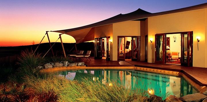 Al Maha Desert Resort
