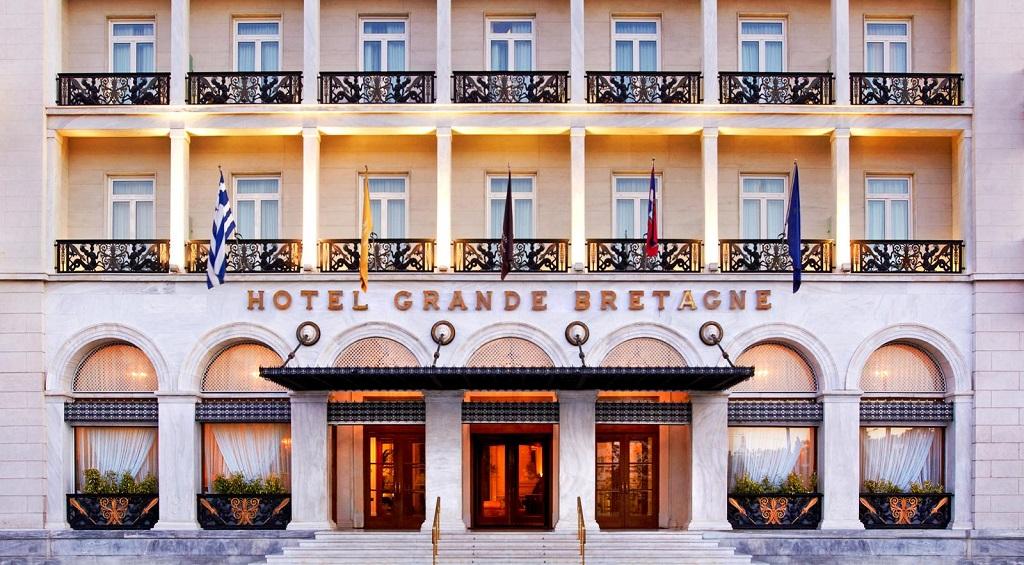 Hotel Grande Bretagne 2