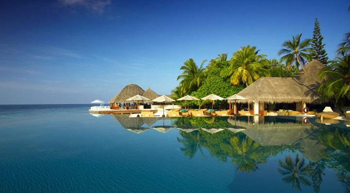 los mejores hoteles de las maldivas