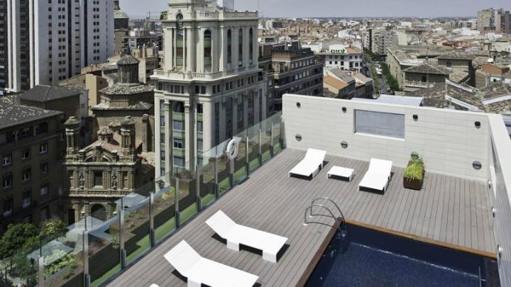 Los Mejores Hoteles De Zaragoza