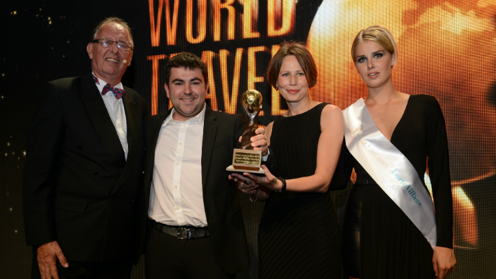 World Travel Awards2