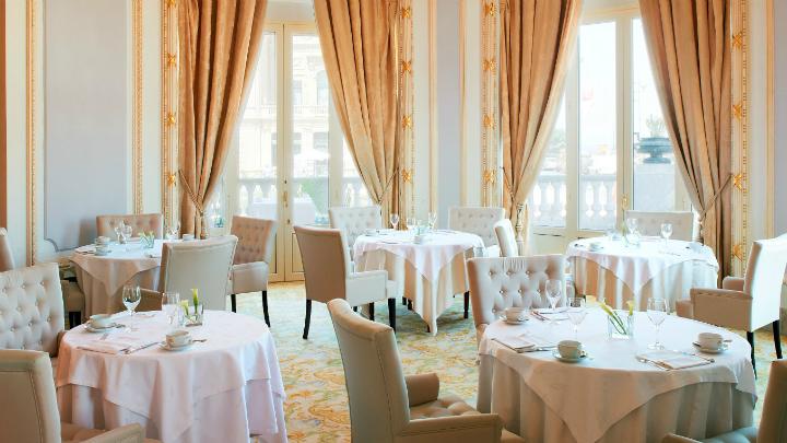 Desayuno Hotel Maria Cristina