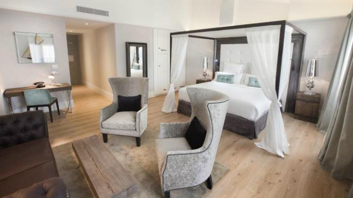 Los hoteles m s rom nticos de espa a for Hoteles romanticos en la sierra de madrid