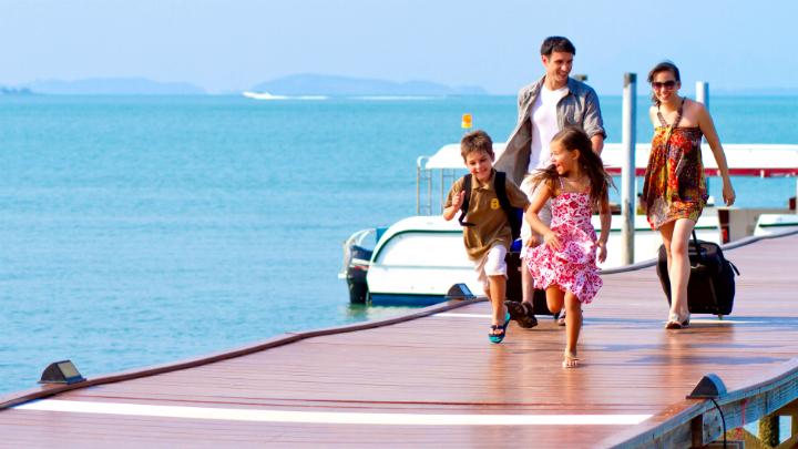 Los mejores hoteles del mundo para viajar en familia 2016 for Hoteles para familias